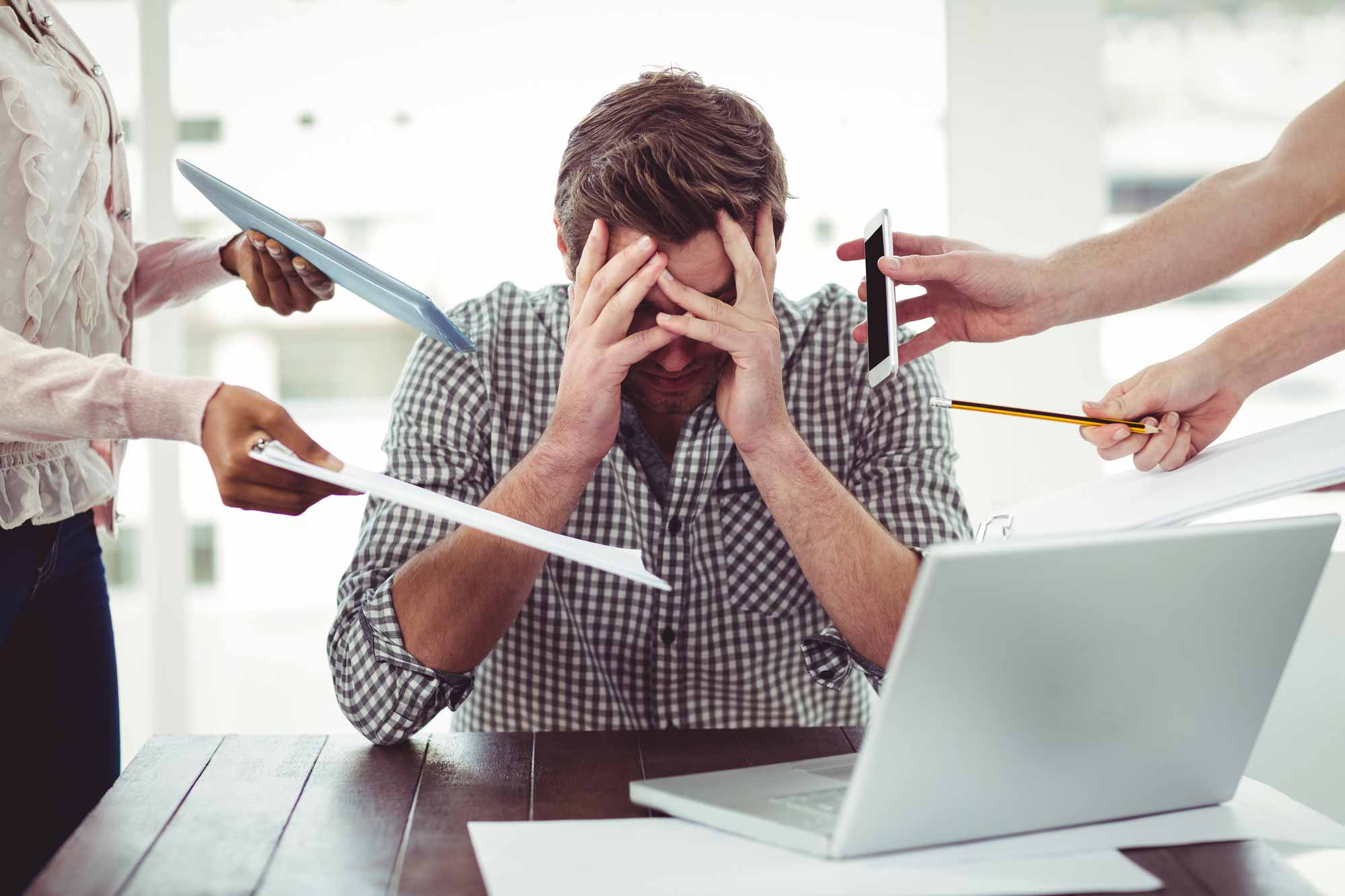 Overwhelmed? Here's 6 strategies that might help-img