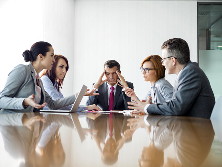 ARE YOUR MEETINGS RESULTING IN MADNESS?