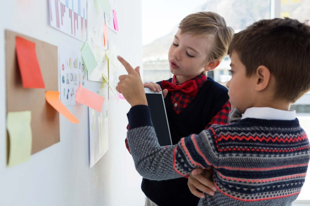 What can a six-year-old teach us about business?