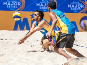 What beach volleyball taught me about business