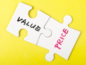 Why price is about you and not your client